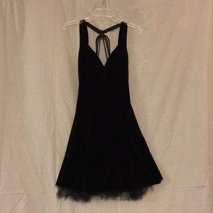 Little Black Dress by Betsy & Adam size 4